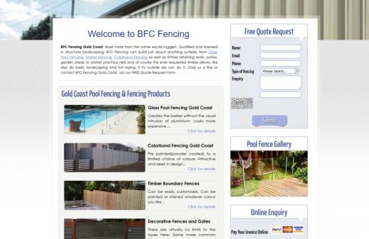 BFC Fencing